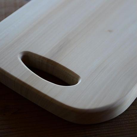 【在庫あり】woodpecker いちょうの木のまな板 大3