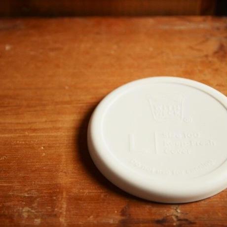 WECK Silicone Cap (シリコンキャップ ホワイト)L