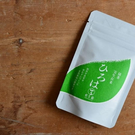 桜野園 ひろは(抹茶)