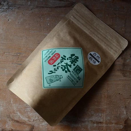 緑茶ティーバッグ 桜野園