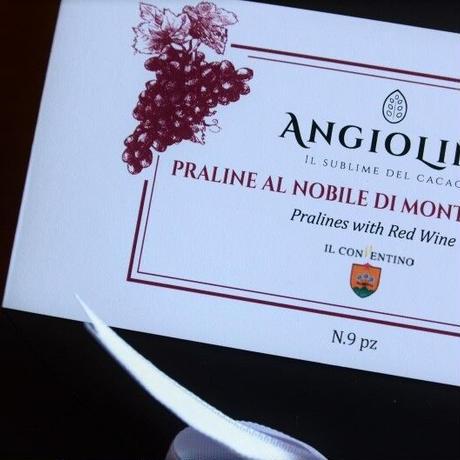 【初入荷】ANGIOLINI プラリネ・ヴィーノノービレ