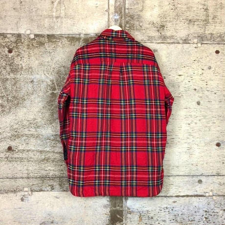 ■OVERCPOjacket■RED■