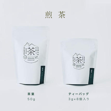 美濃加茂茶舗の日本茶(煎茶・ほうじ茶)