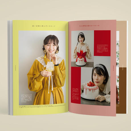 L and 6curry「私たちのSTORY BOOK」【14冊限定】