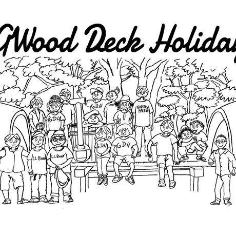 GWood Deck Holiday 2016