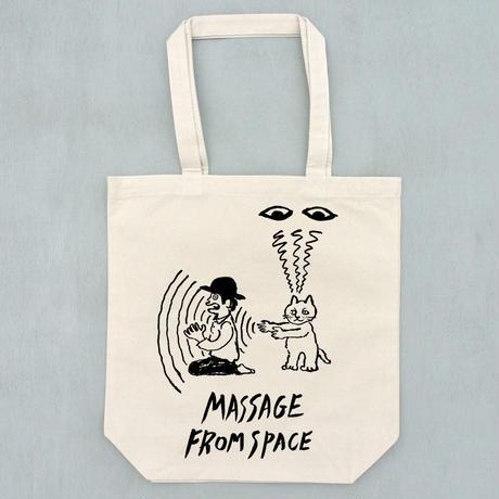 宇宙からのマッサージ(tote-bag)