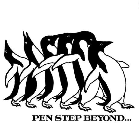 PEN STEP BEYOND...(トレーナー)