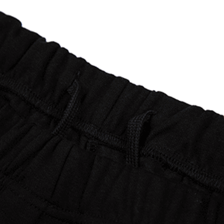 『Motivestreet』 ann dolphin short pants (Black)