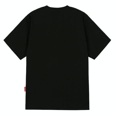 『TRIPSHION』  デリバリージーザス Tシャツ (Black)