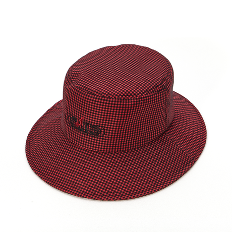 BY.L  NOT CHILD BUCKET HAT (Red)