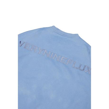 『Verynineflux』 ラウレルスウェット (Blue)