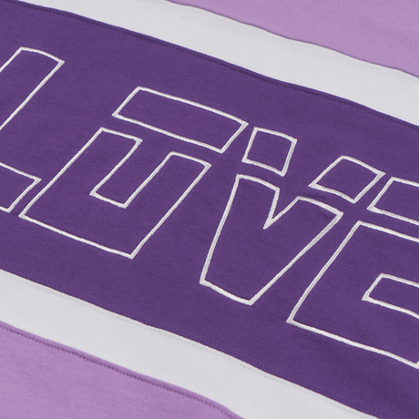 BY.L  LOVE LINE T (Purple)