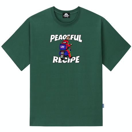 『TRIPSHION』  デリバリージーザス Tシャツ (Green)