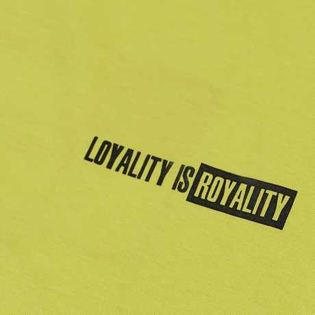 BY.L  ROYALITY T (Lime)