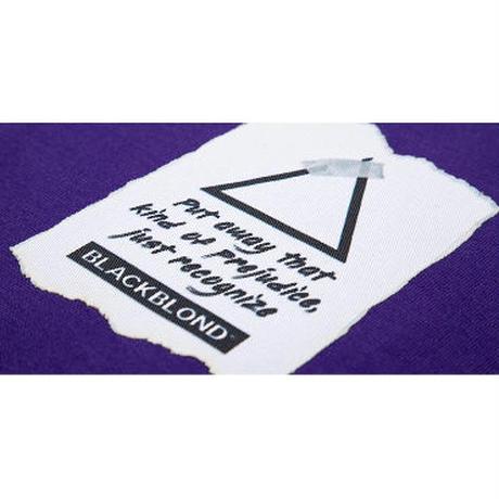 『BLACKBLOND』  マーベリックパーカー (Purple)