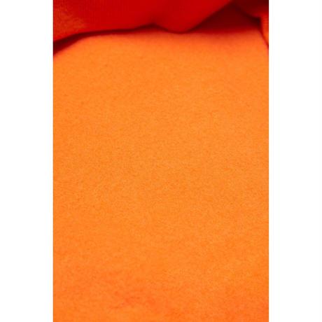 『Verynineflux』   ユニバーシティースウェット (Orange)