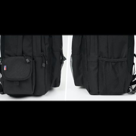《4/14配送》『VETEZE』  レトロスポーツバッグ2 (Black)