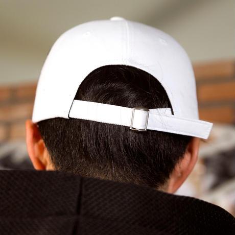 Swallowtale cap (White)