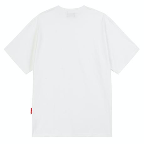 『TRIPSHION』  デリバリージーザス Tシャツ (White)