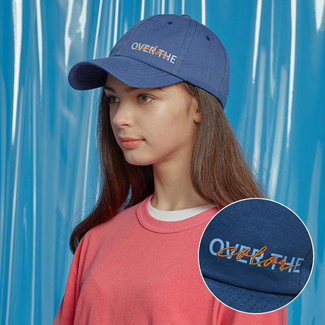 『Motivestreet』 デーリーピグメントボールキャップ (Blue)