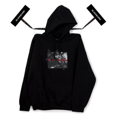 Blackblond BBD Revolution Hoodie (Black)