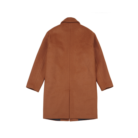 BY.L OVERSIZE SINGLE COAT (Camel)