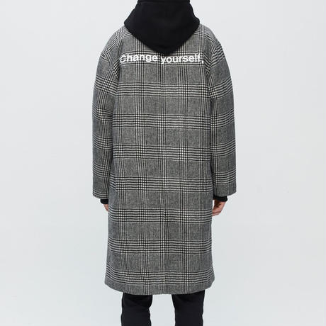 『Verynineflux』    ユアセルフコート (Black)