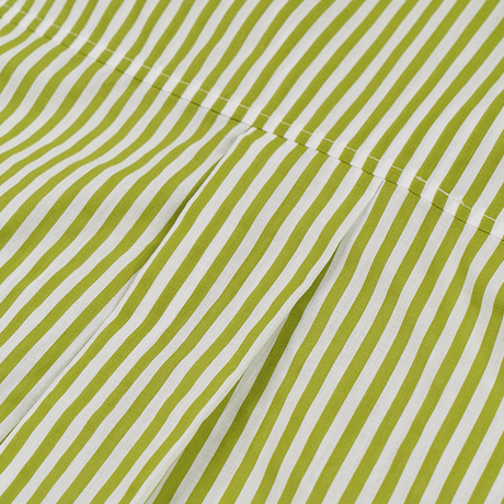 BY.L  OVERSIZE NOTCHILD ST SHIRT (Lime)