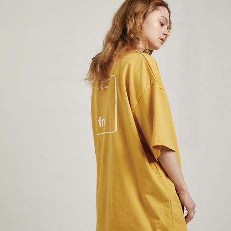 『Swallowtale』 Fn  Tシャツ (Yellow)