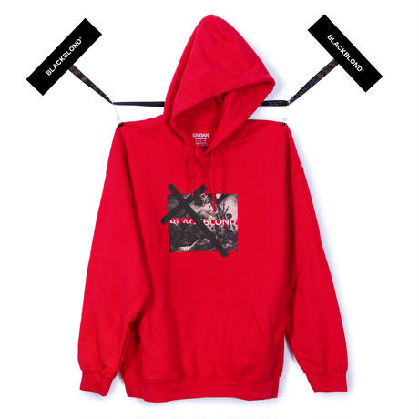 Blackblond BBD Revolution Hoodie (Red)