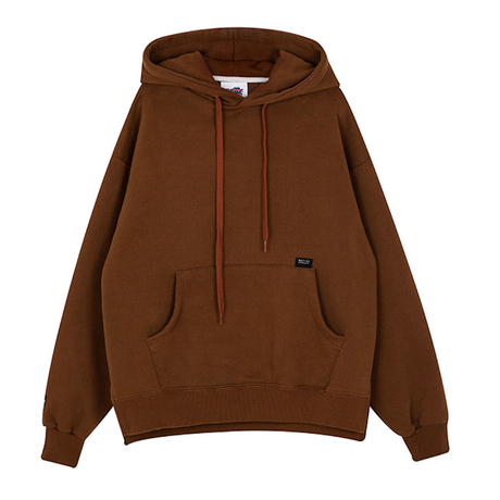 Motivestreet SOFT TOUCH HOODIE (Brown)