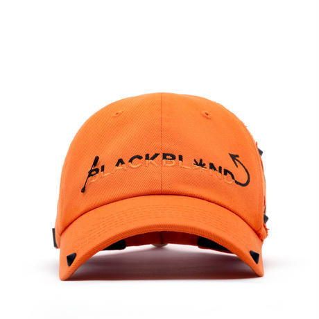 『BLACKBLOND』  Crazy Angeless Cap (Orange)