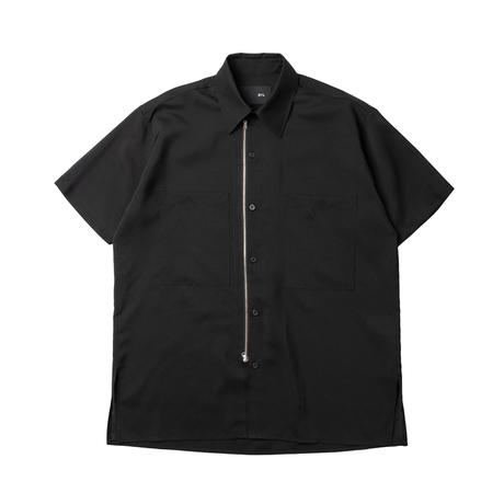 『 BY.L 』  ツーウエージッパーシャツ (Black)
