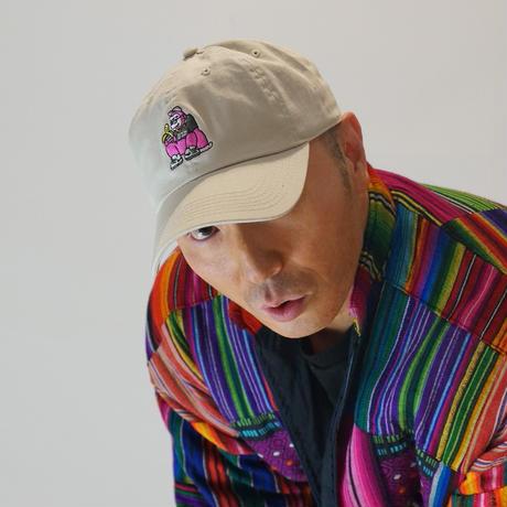 PinkyCong 6panel Cap 予約