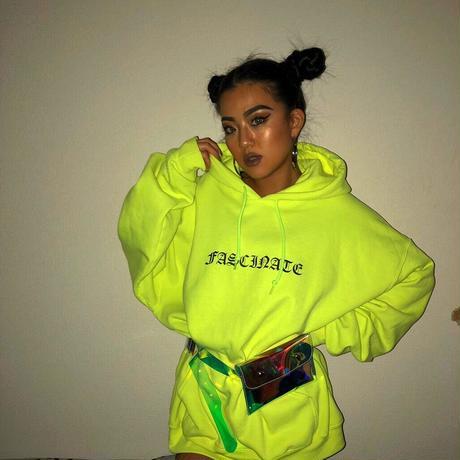 Fascinate  hoodie