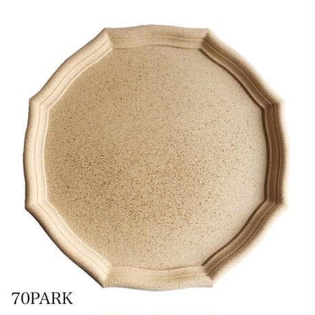 #八角形 木製 ナチュラル 小物 アクセサリートレイ
