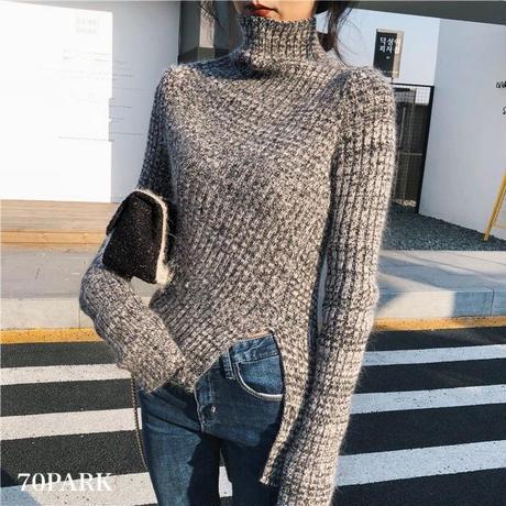 193935e6f88 #Python Print Knit Bikini パイソン柄 リブ ニット バンドゥ ビキニ ホワイト · #High Neck Side Slit  Knit Top スリット入り アンバランスヘム ハイネック ニット