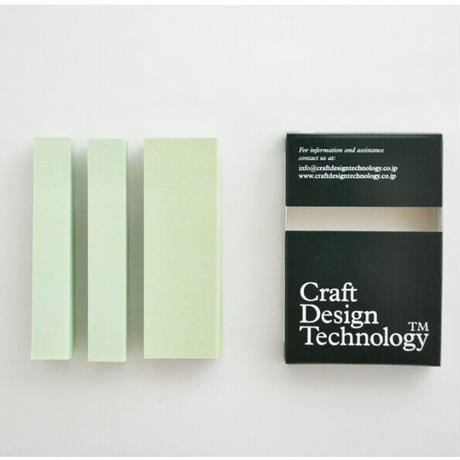 CDT Adhesive Notes <Pale green/ Pack of 3>