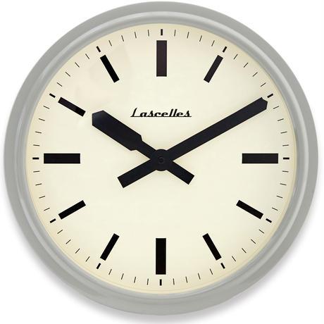 lascelles<RETRO WALL CLOCK>GRAY