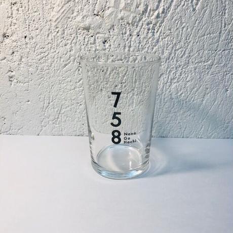 758 オリジナル「昭和グラス」