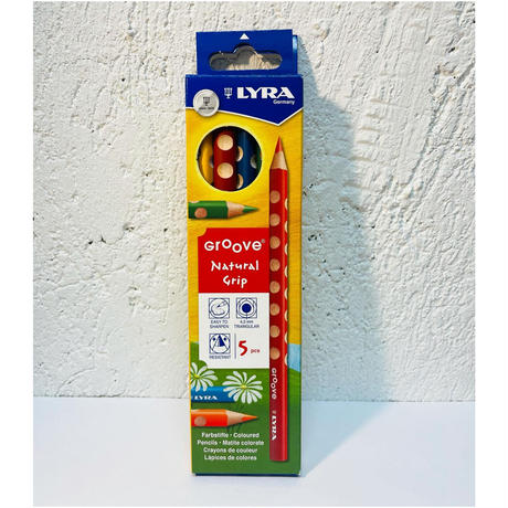 LYRA グルーヴ 5色セット