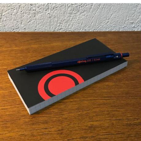 rotring ロットリング 600 メカニカルペンシル 0.5mm ギフトセット(メモパッド付き)