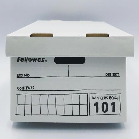 バンカーズボックス101ミニサイズ