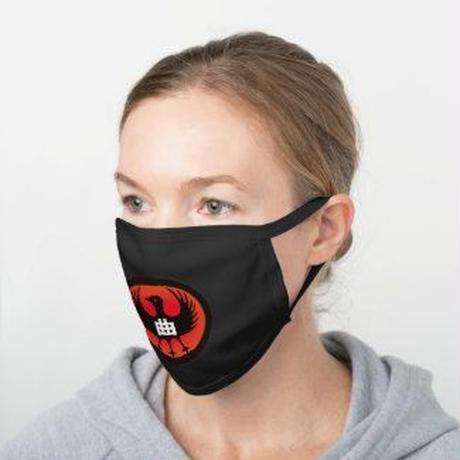 カラス曲マスク