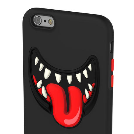 SwitchEasy iPhoneケース Monsters Black  for iPhone6s/6
