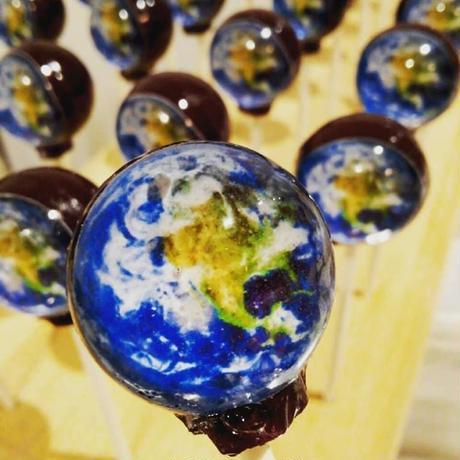 I Want Candy 惑星キャンディ EARTH(地球)コットンキャンディ味