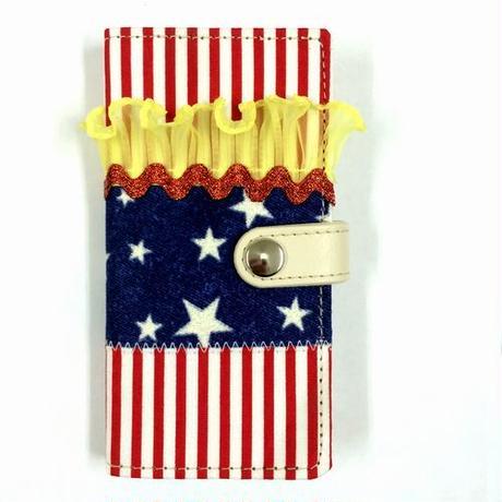 【LeFreak】iPhone6 case フリルRD