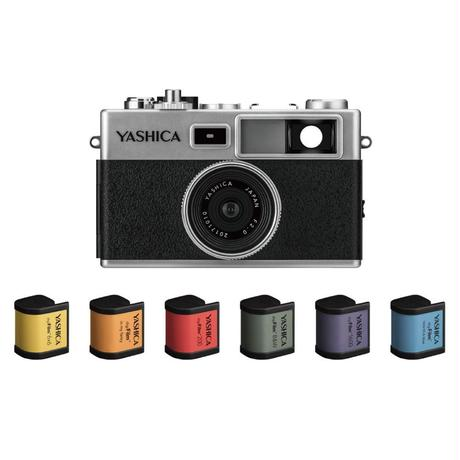 YASHICA digiFilm™ camera Y35  with 6 digiFilm