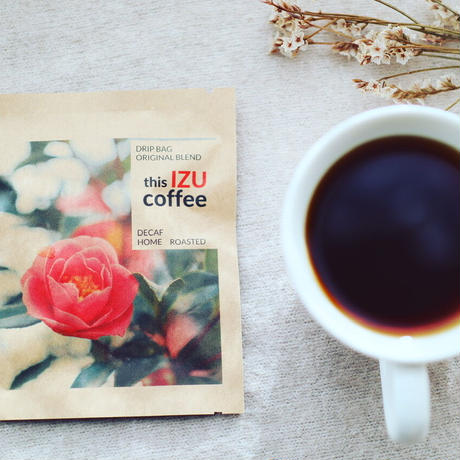 this IZU coffee四季シリーズ<ドリップバッグコーヒー1個>