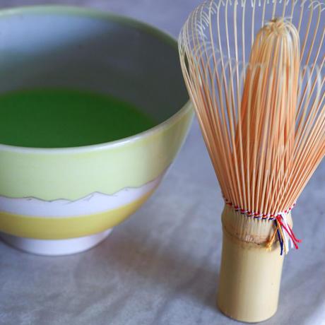 SUIKAEN 国産茶筌 色糸